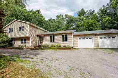 New Boston Single Family Home Active Under Contract: 488 Francestown Road
