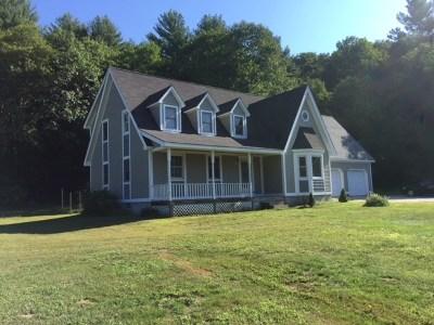 Deering Single Family Home For Sale: 103 Deering Center Road