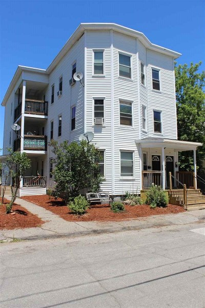 Manchester Multi Family Home For Sale: 44-46 Sterling Avenue