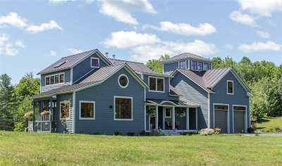 Woodbury Single Family Home For Sale: 571 Log Town Road