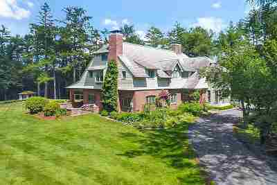 Hanover Single Family Home For Sale: 37 Rope Ferry Road