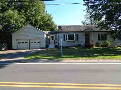 Rollinsford Single Family Home For Sale: 575 Silver Street