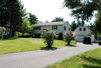 Windham Single Family Home Active Under Contract: 9 Nashua Road