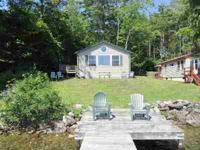 Castleton Single Family Home For Sale: 199 Wilson Road