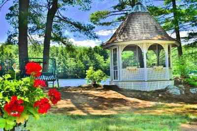 Canterbury Single Family Home For Sale: 45 Robin Shore Drive