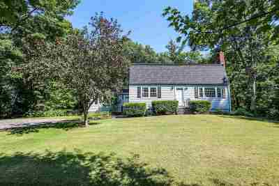Londonderry Single Family Home Active Under Contract: 13 Lancaster Drive