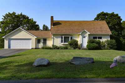 Single Family Home Sold: 83 Litchfield Road