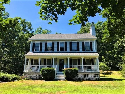 Derry Single Family Home Active Under Contract: 40 Overledge Drive