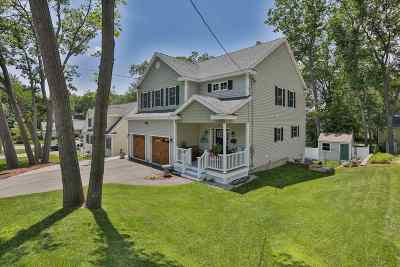 Manchester Single Family Home Active Under Contract: 196 Dallaire Street