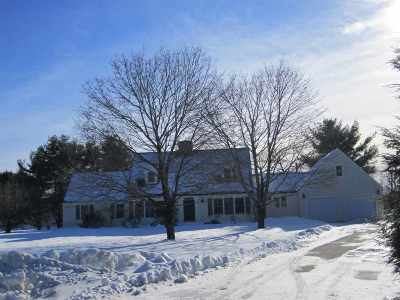 Merrimack County Single Family Home For Sale: 23 County Road