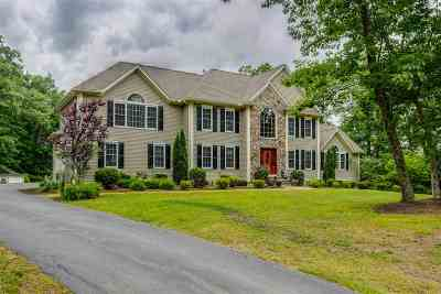 Windham Single Family Home For Sale: 50 Heritage Hill Road