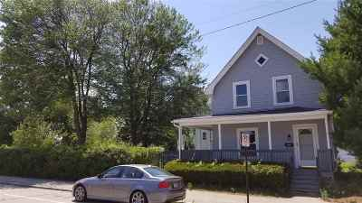 Manchester Single Family Home Active Under Contract: 274 Beech Street