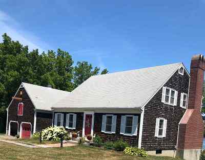 Strafford County Single Family Home For Sale: 46 Shore Lane