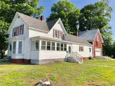 Rochester Single Family Home For Sale: 848 Portland Street