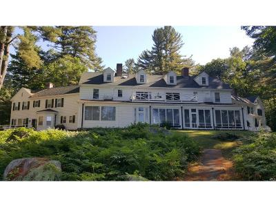 Moultonborough Condo/Townhouse For Sale: 105 Elkins Point Road