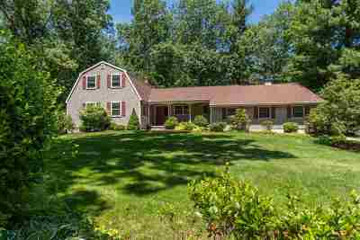 Nashua Single Family Home For Sale: 15 Birch Hill Drive