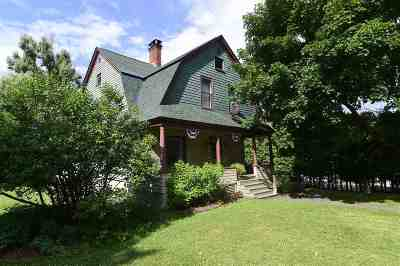 Montpelier Single Family Home For Sale: 11 Woodrow Avenue
