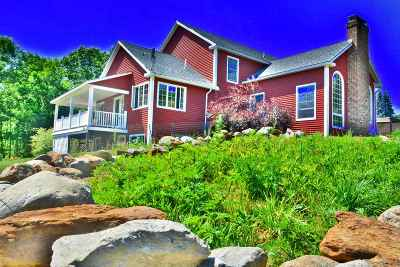 Merrimack County Single Family Home For Sale: 92 Shaw Road