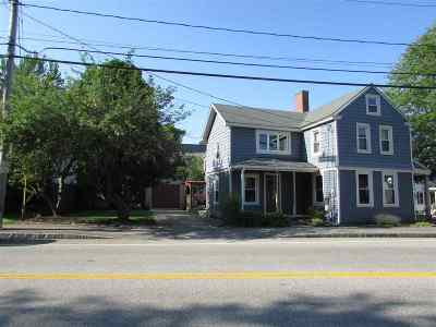 Exeter Single Family Home Active Under Contract: 49 Main Street