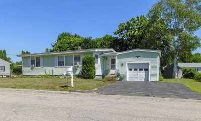 Somersworth Single Family Home For Sale: 25 Midway Park
