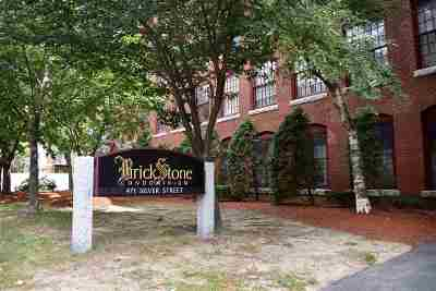 Manchester Condo/Townhouse For Sale: 471 Silver Street #305