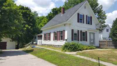 Laconia Multi Family Home Active Under Contract: 378 Elm Street