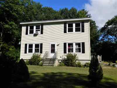 Sanbornton Single Family Home For Sale: 10 Contentment Road
