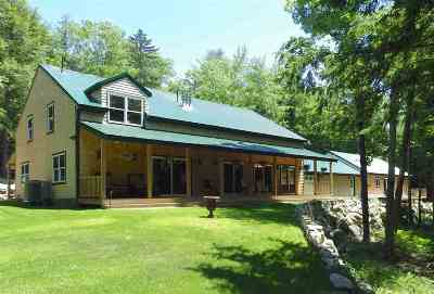 Wolfeboro Multi Family Home For Sale: 1160a Center Street