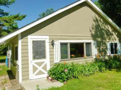 Carroll Single Family Home For Sale: 260 Lennon Road