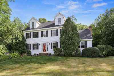 Exeter Single Family Home Active Under Contract: 4 Chapman Way