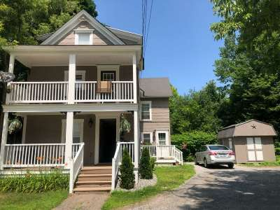 Laconia Multi Family Home For Sale: 18 Olive Place