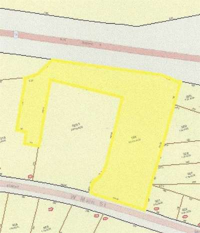 Residential Lots & Land For Sale: 457 West Main Street