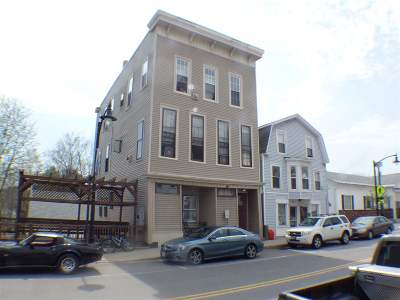 Newmarket Multi Family Home Active Under Contract: 145 Main Street