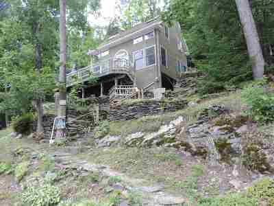 Poultney Single Family Home For Sale: 1080 Ferncliff Road