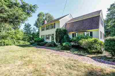 Amherst Single Family Home For Sale: 45 Mack Hill Road