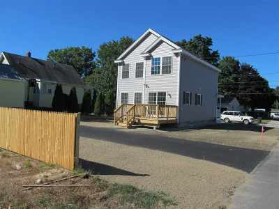 Manchester Single Family Home For Sale: 504 Candia Road