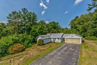 Raymond Single Family Home Active Under Contract: 17 Plains Road