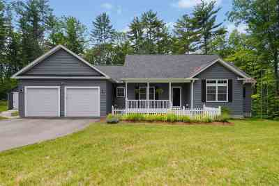 Moultonborough Single Family Home For Sale: 61 Colonial Drive