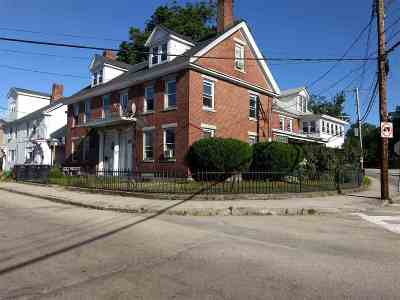 Nashua Multi Family Home For Sale: 14-16 Lock Street