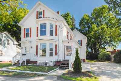 Rochester Single Family Home For Sale: 7 Dublin Way