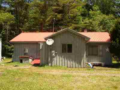 Essex County Single Family Home For Sale: 2060 River Road