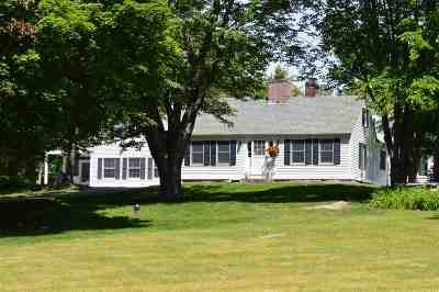 Carroll County Single Family Home For Sale: 100 College Road