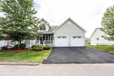 Hudson NH Condo/Townhouse For Sale: $320,000