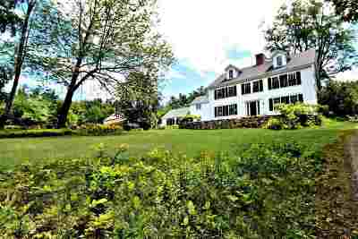 Carroll County Single Family Home For Sale: 388 Page Hill Road