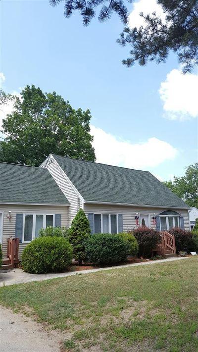 Rochester Multi Family Home For Sale: 25 Salmon Falls Road