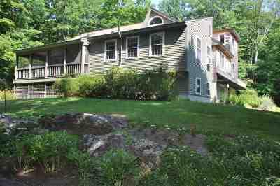 Merrimack County Single Family Home For Sale: 413 Shaker Road