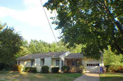 Hudson NH Single Family Home For Sale: $234,900