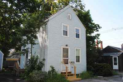 Single Family Home For Sale: 21 Dearborn Street