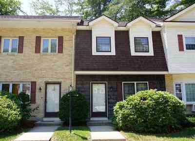Manchester Condo/Townhouse For Sale: 130 Golfview Drive