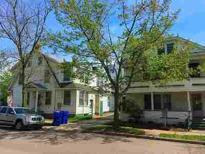 Chittenden County Multi Family Home For Sale: 71-73 Elmwood Avenue